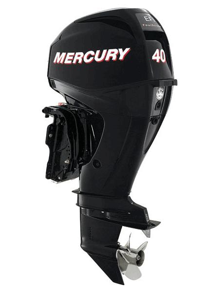 Подвесной мотор Mercury F 40 E EFI (4хтактный, мощность 40 л.с.)