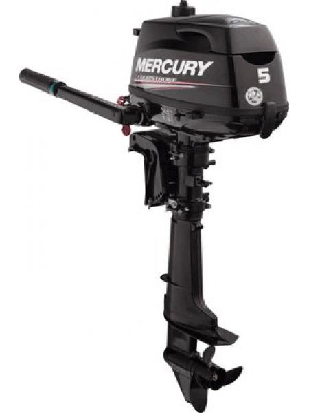 Подвесной мотор Mercury F 5 ML Sail (4хтактный, мощность 5 л.с.)