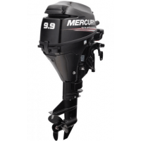 Подвесной мотор Mercury F 9,9 ELPT  CT (4хтактный, мощность 9,9 л.с.)