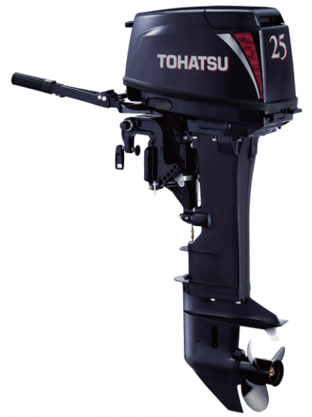 Подвесной мотор Tohatsu M25H L