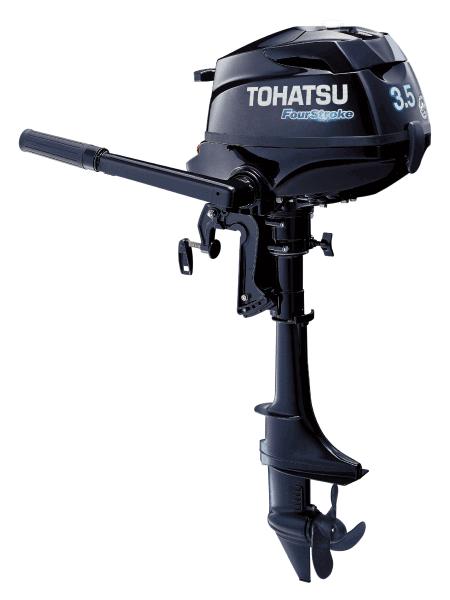 Подвесной мотор Tohatsu MFS3.5B S