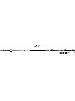 Трос дистанционного управления Ultraflex C16 18' (5,49м)