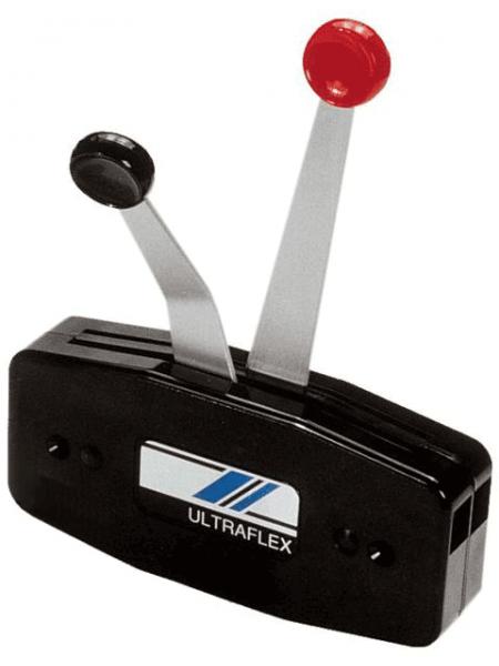 Блок управления газом/ реверсом  Ultraflex B49